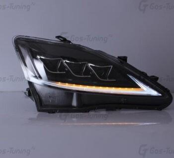 Светодиодные передние фары Лексус ИС 250