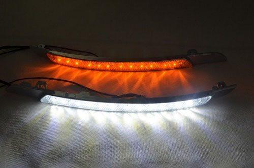 Ходовые огни SVS на автомобиль Nissan Teana II J32 / Ниссан Тиана