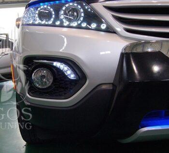 Купить светодиодные ходовые огни на Kia Sorento XM