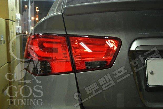 Задние фонари BMW Kia Cerato II Forte Sedan - ГОС-Тюнинг