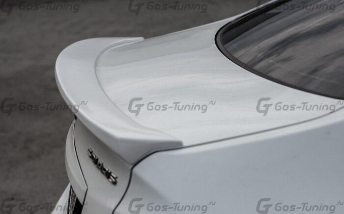 Лип спойлер Sport Hyundai Solaris / Хендай Солярис в ГОС-Тюнинг