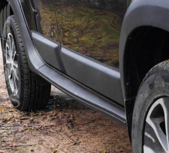 Накладки на двери на Renault Duster - ГОС-Тюнинг - Москва