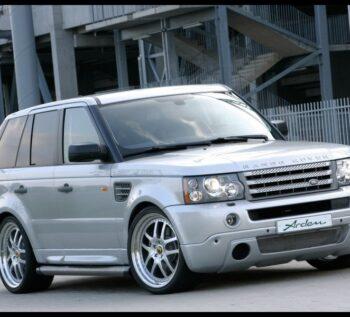 Обвес ARDEN Range Rover Sport - Тюнинг Ленд Ровер -ГОС-Тюнинг