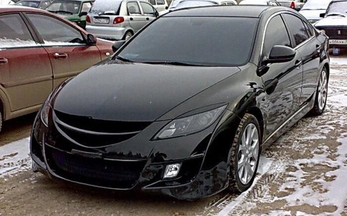 Купить обвес AutoExe Мазда 6 GH - в наличии - ГОС-Тюнинг - Россия