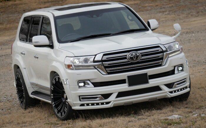 Тюнинг обвес Wald Sports Line Toyota Land Cruiser 200 2015 2016 доступен к заказу в ГОС-Тюнинг. Выгодная цена. В наличии. Доставка в любой город.
