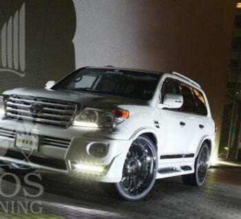 Обвес Branew Toyota Land Cruiser 200 - ГОС-Тюнинг - Москва