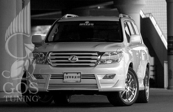 Обвес Branew Toyota Land Cruiser 200 - ГОС-Тюнинг, Москва