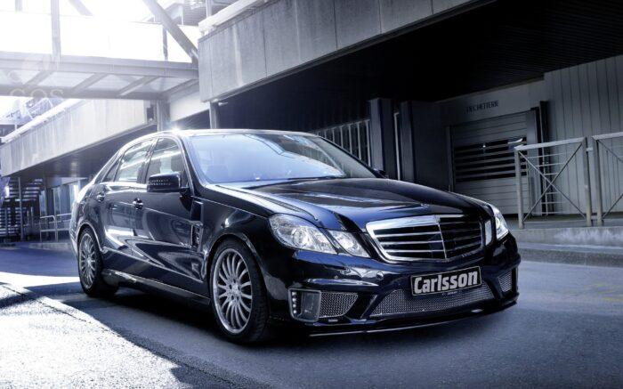 Обвес «Carlsson» на Mercedes E-class w212