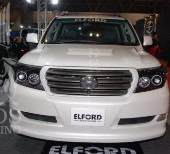 Тюнинг-обвес «ELFORD» на Toyota Land Cruiser 200/ Тойота Ленд Крузер 200