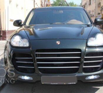 Обвес Enco Exclusive Porsche Cayenne 955 / Порше Кайен