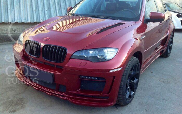 "Обвес Exclusive Line BMW X6 E71 / БМВ X6 в ООО ""ГОС-Тюнинг"""