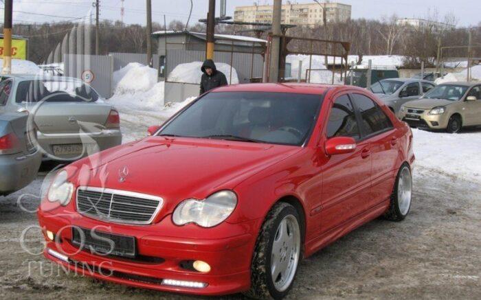 Обвес «Fab Design» на Mercedes C-class W203