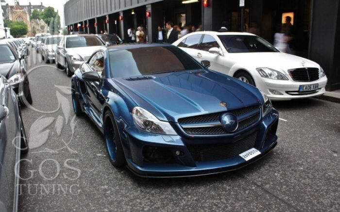 Обвес Мерседес Бенц SL-Класс «FAB Design Mercedes SL Ultimate»