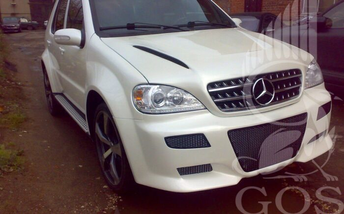 Тюнинг-обвес «Guard Widebody Kit» для Mercedes Ml W163