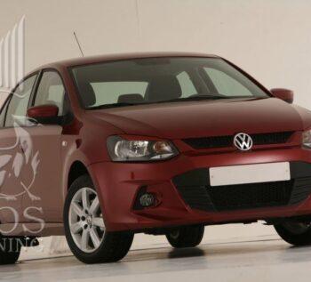 Обвес Sport Volkswagen Polo V Sedan 2010+ - ГОС-Тюнинг