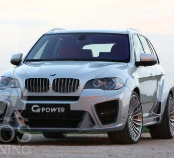 Обвес «G-Power Typhoon» на BMW X5 E70 / БМВ X5 E70