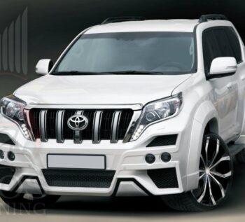 Обвес Guardian Toyota Land Cruiser Prado 150 - ГОС-Тюнинг Москва