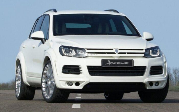 Обвес Hofele Volkswagen Touareg 2 - ГОС-Тюнинг - Москва