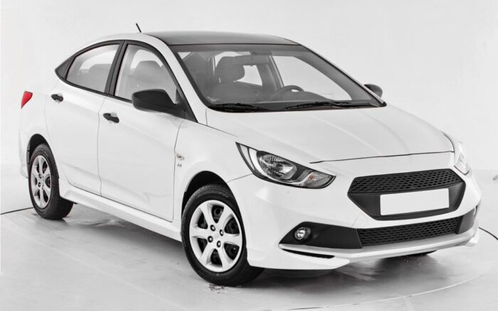 Обвес IFLOW Hyundai Solaris / Хендай Солярис в ГОС-Тюнинг