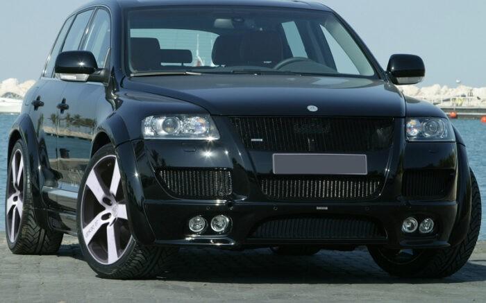Обвес Je Design Volkswagen Touareg ГОС-Тюнинг, Москва