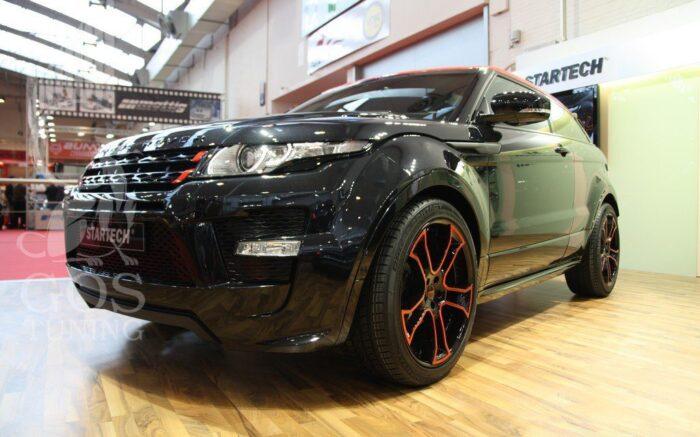 Обвес Startech Range Rover Evoque - ГОС-Тюнинг - Москва