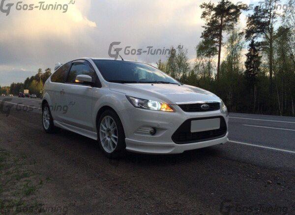 Обвес Lord Ford Focus 2 restyling / Форд Фокус 2 в ГОС-Тюнинг