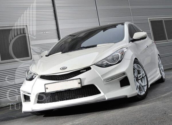 Обвес M&S Body Kit Hyundai Elantra Avante