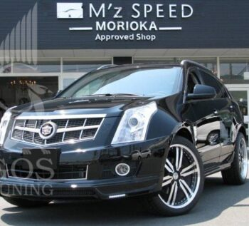 "Обвес Cadillac SRX ""MZ Speed"""