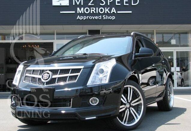 "Обвес Cadillac SRX ""MZ Speed"""