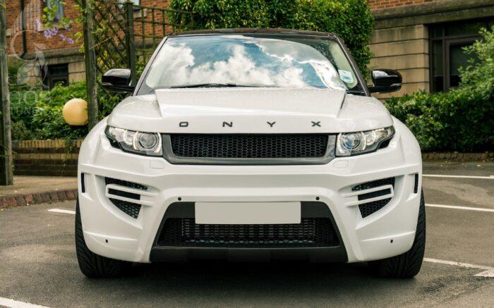 Обвес Onyx Range Rover Evoque - ГОС-Тюнинг. Москва