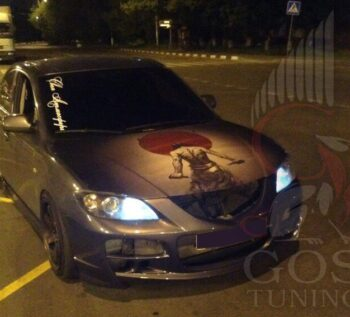 Обвес Panther Mazda 3