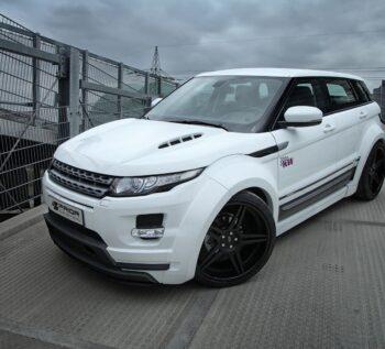 Обвес Prior-Design Range Rover Evoque - ГОС-Тюнинг - Москва