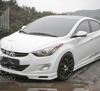 Обвес QUANTUM Edition Hyundai Elantra md