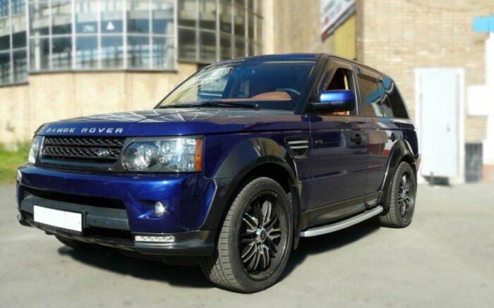 Тюнинг-обвес «Verge» на Range Rover Sport (2010+) рестайлинг
