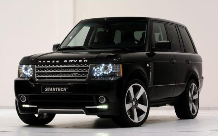 Обвес Startech Range Rover Vogue / Тюнинг Ленд Ровер ГОС-Тюнинг