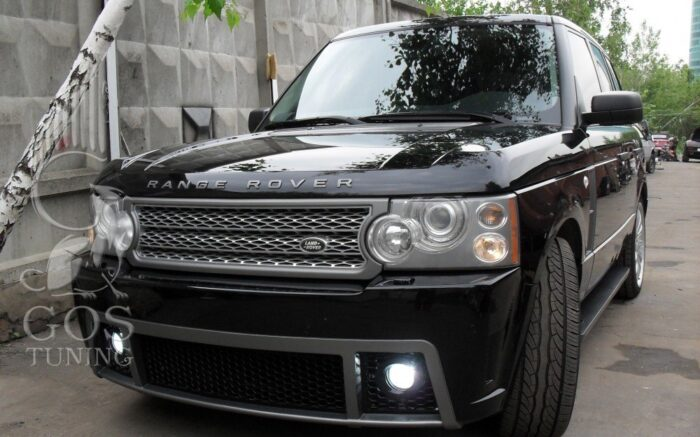Обвес OVERFINCH Range Rover Vogue / Тюгинг Лен Ровер Москва