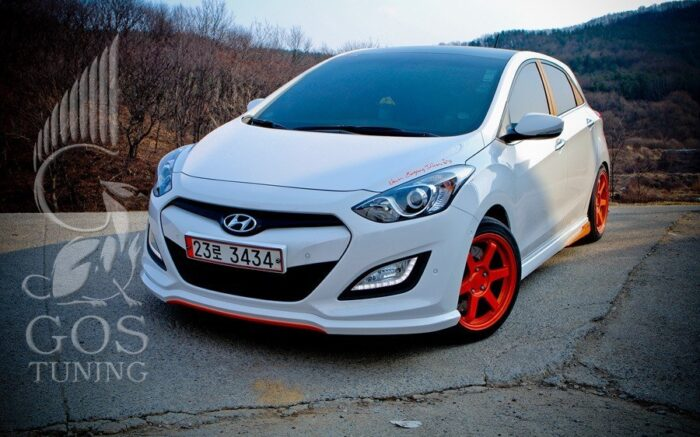 обвес Sequence Hyundai I30