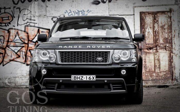 Обвес Stormer Range Rover Sport - Тюнинг Ленд Ровер Москва