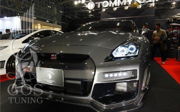 Тюнинг-программа «Tommy Kaira» на Nissan GT-R