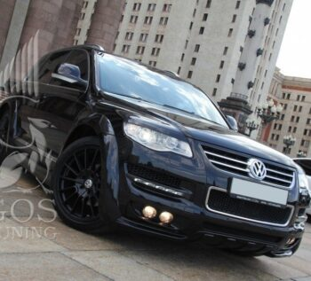 Обвес Je Design Volkswagen Touareg