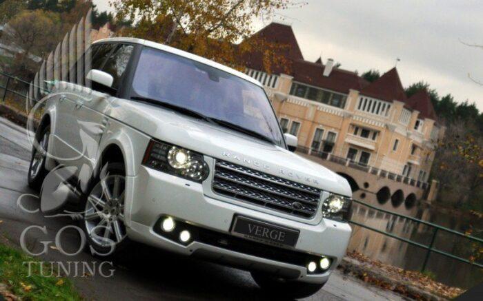 Обвес Verge Range Rover Vogue / Тюнинг Ленд Ровер в ГОС-Тюнинг
