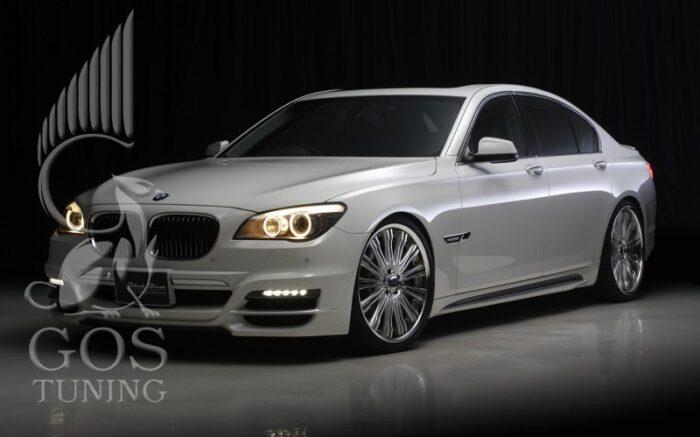 Обвес «Wald Black Bison» на BMW 7 series