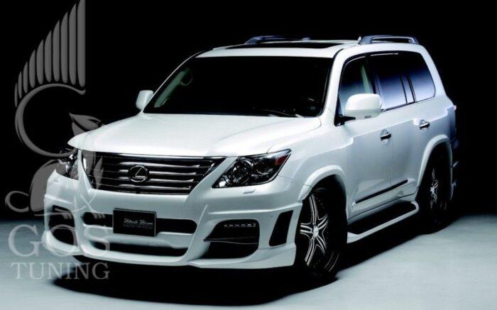 Обвес Wald Lexus LX 570 / Валд Лексус 570 V1 - ГОС-Тюнинг - Москва