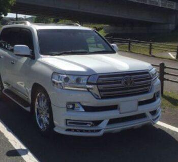 Обвес Wald Toyota Land Cruiser 200 2016 - ГОС-Тюнинг Москва