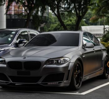 "Купить обвес BMW F10 5 ""Lumma Widebody kit"""