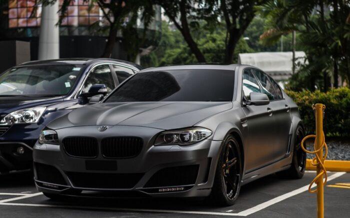 "Купить обвес BMW F10 5 ""Lumma Widebody kit"""