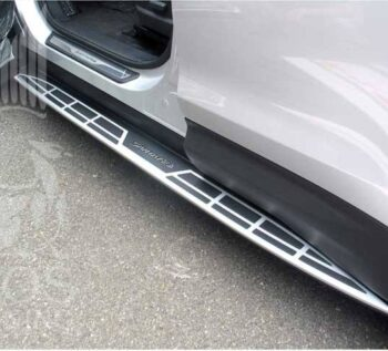 Купить пороги Hyundai Santa Fe DM / Хендай Санта Фе 3