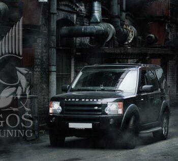 Пороги OEM Style (штатные) на Land Rover Discovery / Лэнд Ровер Дисковери