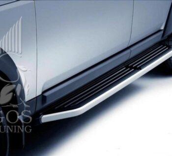 "Подножки / Пороги Range Rover Sport ""OEM Style"""