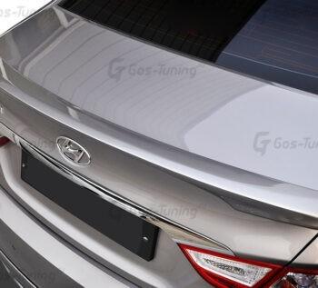 Купить лип спойлер Хендай Соната 6, Hyundai Sonata YF